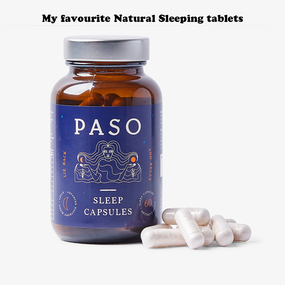 When Buying Natural Sleeping Tablets