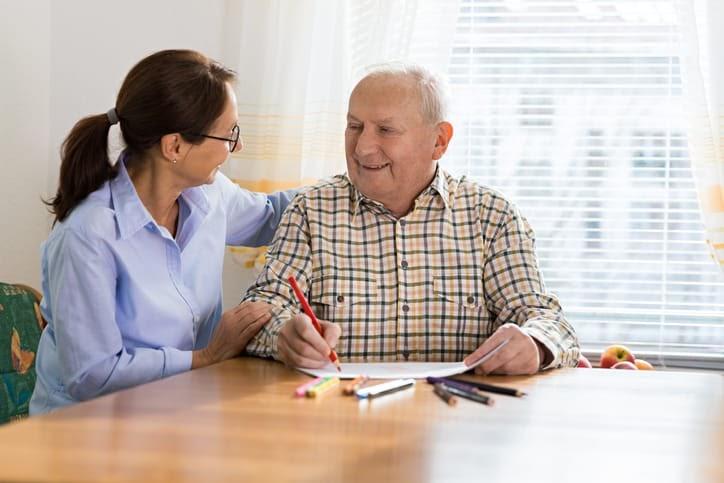 elderly care services