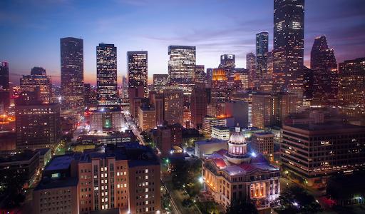 Nightlife of Houston